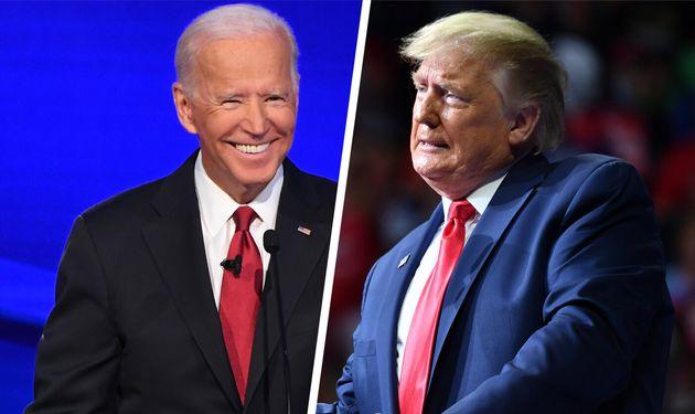 Biden lève plus de fonds que Trump avant la présidentielle pour la première