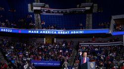 '흥행 실패'로 끝난 유세에 트럼프가 격노했다고