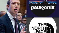 Facebookへの広告ボイコット続々。ノースフェイス、パタゴニアも「人種差別への対応にNO」