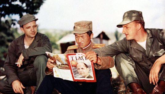 70년 전 한국전쟁 참전한 다른 나라 군인들의 모습