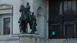 Teddy Roosevelt Statue Gets Evicted From Outside Museum Of Natural