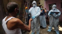 Virus Cases Surge In US, India, But Slow In China,