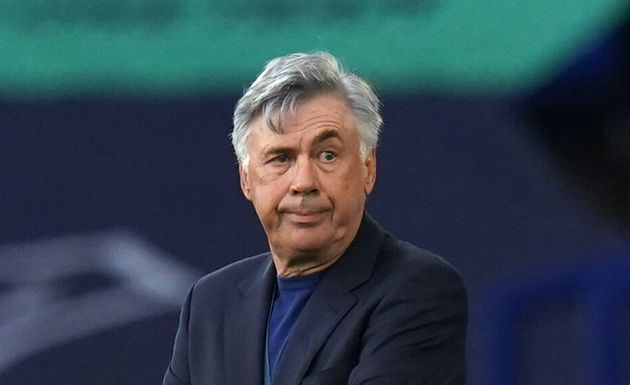 El entrenador Carlo Ancelotti, fotografiado el 21 de junio de 2020 (Jon Super/Pool via Getty