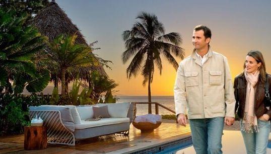 Del precio a las fotos de las habitaciones: así son los hoteles de lujo de la luna de miel de Letizia y