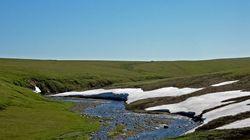 Le record de température au dessus du cercle polaire arctique est probablement