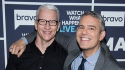 Anderson Cooper And Andy Cohen Marked Father's Day By Introducing Their