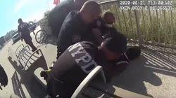 Σε διαθεσιμότητα αστυνομικός στη Νέα Υόρκη για κεφαλοκλείδωμα σε