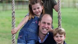 Kate Middleton Took The Cutest Pics Of William And The Cambridge