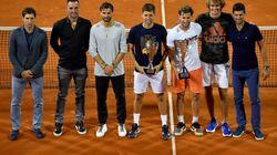 Deux joueurs, réunis par Djokovic à l'Adria Tour, testés positifs au