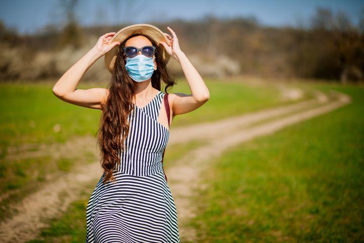 Comment concilier vague de chaleur et port du masque