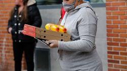 Madrid indemnizará a las empresas de comedor a las que suspendió el contrato para cambiarlas por comida