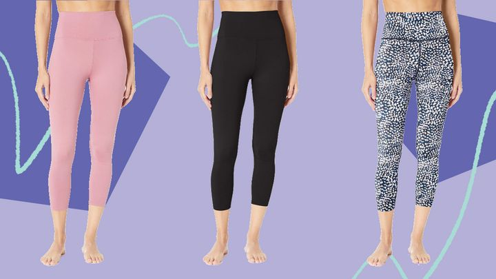 Amazon's Big Style Sale Includes These Best-Selling High-Waist Leggings