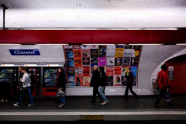 Les caméras thermiques de la RATP à Châtelet désactivées faute de pouvoir...
