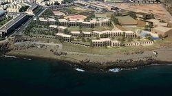 En Tenerife están construyendo un hotel bastante