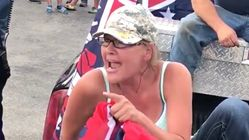 Woman Who Praised KKK Apologises, Vows To Never Wave Confederate Flag