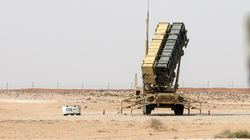 Αναχαίτιση βαλλιστικών πυραύλων από τη συμμαχία υπό τη Σαουδική