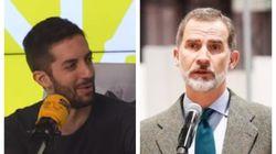 David Broncano aclara el rumor sobre Felipe VI y 'La Resistencia': y lo deja bastante