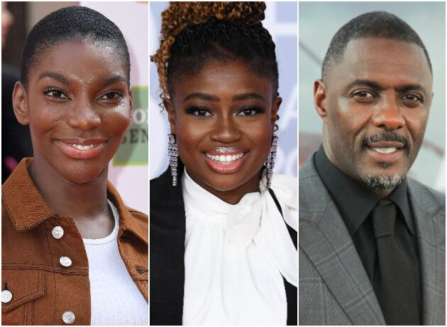 Michaela Coel, Clara Amfo and Idris Elba are among those who have signed the