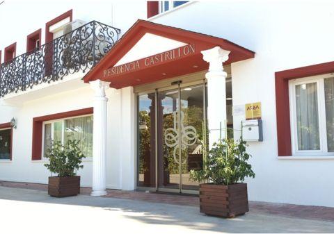 Residencia de Castrillón en Lleida donde se ha detectado el