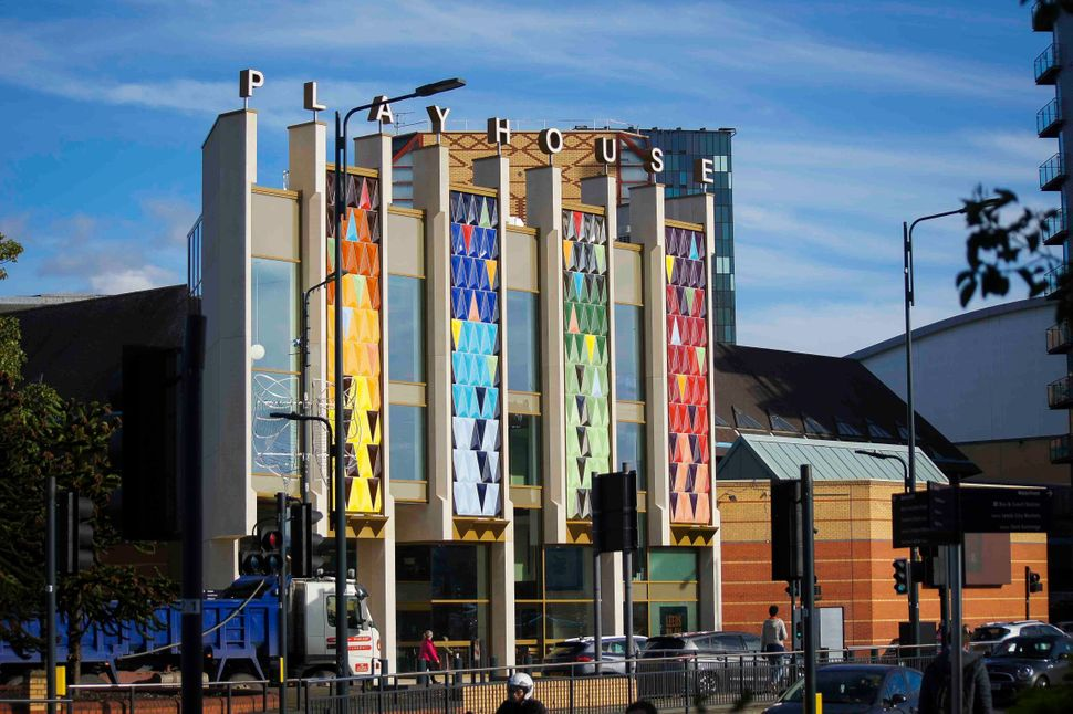 The Leeds Playhouse