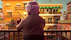 Un anciano con Alzheimer inspira el corto más emotivo sobre el