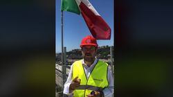 Gaffe di Salvini sul Ponte di Genova: