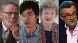 Cuatro matemáticos especializados en procesamiento de datos, Premio Princesa de Asturias de Investigación Científica y Técnic...
