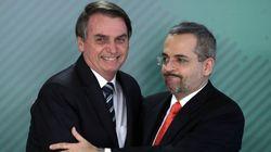 No Diário Oficial, Bolsonaro muda data da demissão de Weintraub e MEC revoga portaria sobre