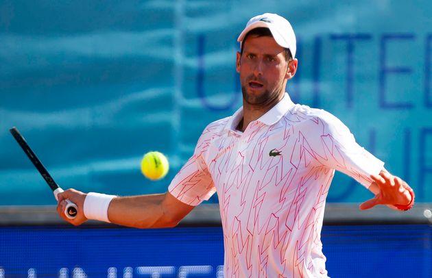 Focolaio nel tennis. Anche Novak Djokovic positivo al Covid-19 | L ...