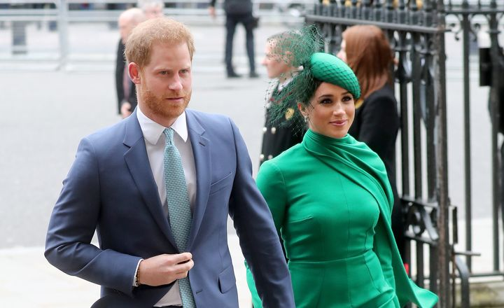 The Duke and Duchess of Sussex have been independent from the Royal Family since March 31.