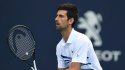 Tennis Star Novak Djokovic Tests Positive For