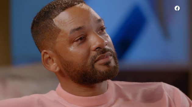 Will Smith in Red Table