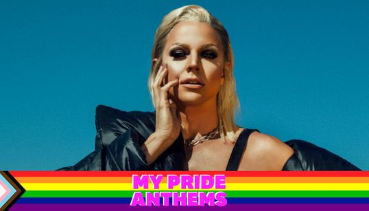 Courtney Act Reveals The Pride Anthems That Have Her 'Dancing Around Her Flat In Her