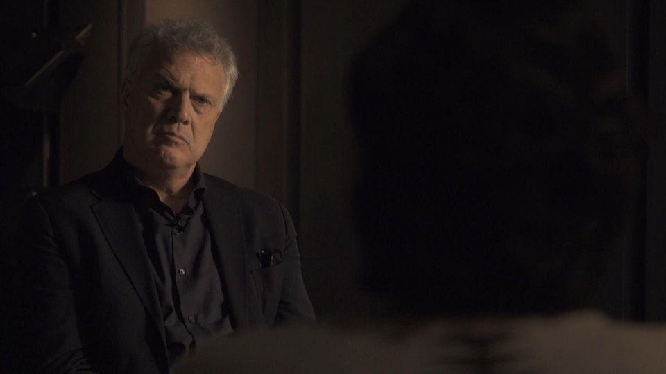 Pedro Bial na série documental