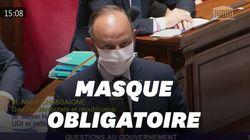 Première séance de questions au gouvernement masquée à l'Assemblée