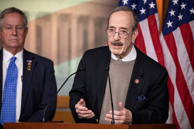 Rep. Eliot Engel's insistence that he