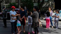 Au moins 5 morts après un séisme au Mexique, une alerte au tsunami