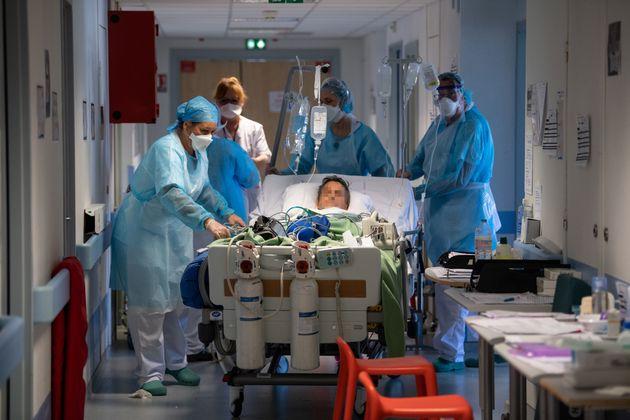Coroanvirus, le solde en réanimation reste
