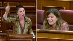 Olona (Vox) se pone a gritar en el Congreso y deja con esta cara a algunos