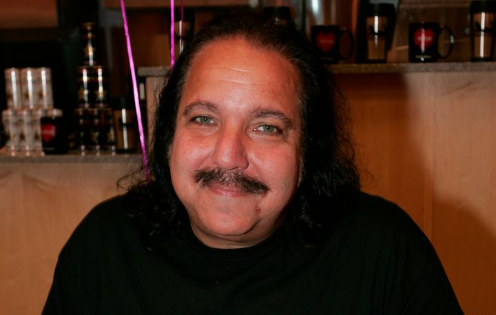 "Ron Jeremy has previously said he ""would never rape anyone."""