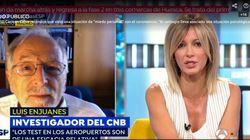 La rotunda contestación del mayor experto español en coronavirus cuando le preguntan por Fernando