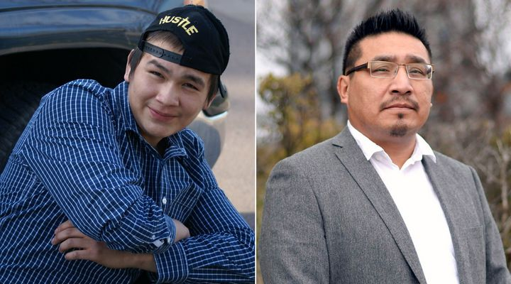 Kevin Mamakwa, left, died in Thunder Bay jail on June 2, 2020. His uncle, NDP MPP Sol Mamakwa, is demanding the provincial government follow through on its promise to close it down.