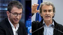 Críticas a Pablo Motos por lo que ha dicho sobre Fernando Simón en 'El