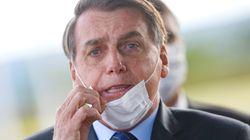 Judge Orders Brazil President Jair Bolsonaro To Wear Mask Due To