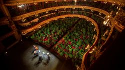 Barcelona Opera House Reopens With Concert For 2,292
