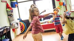 Daycares Get Creative As Kids Adapt To Physical
