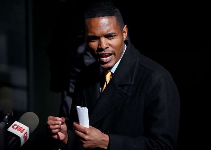 New York City Councilman Ritchie Torres seems set to prevail in the 12-person primary for the open seat in New York's strongl