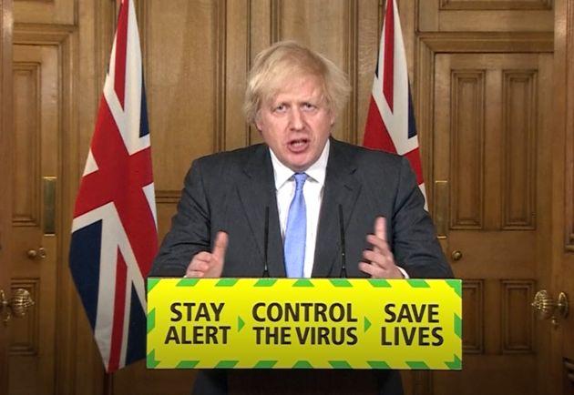 Can Boris Johnson's 'Bustle Hustle' Get Britain Through A