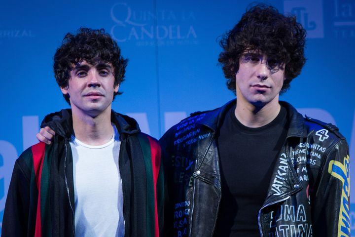Javier Ambrossi y Javier Calvo, 'Los Javis'.