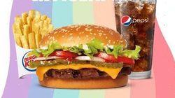 Burger King e Uber Eats lançam 'Combo do Orgulho' para apoiar causa